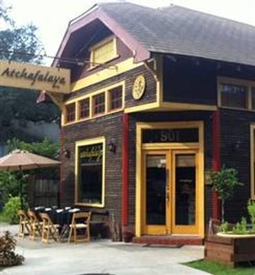 Cafe Atchafalaya