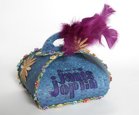 A NIGHT WITH JANIS JOPLIN'S ONE-OF-A-KIND CRONUT™ BOX
