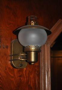 Original Antique Wall Lamp