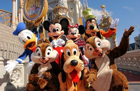 Disneyland Family Adventure