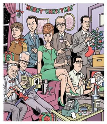 "DANNY HELLMAN: ""MAD MEN CHRISTMAS"""