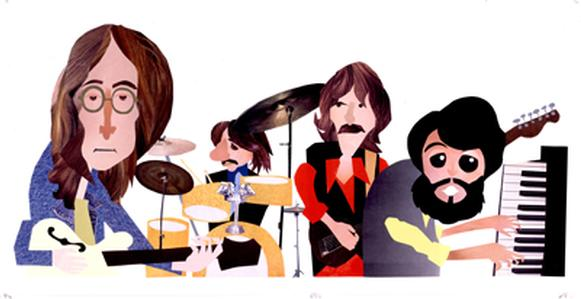 "STEPHEN KRONINGER: ""BEATLES '69"""