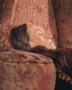 "CHRIS BUCK: ""PORTRAIT OF WILLIE NELSON"""