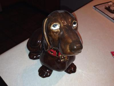 Adorable Doxie Figurine