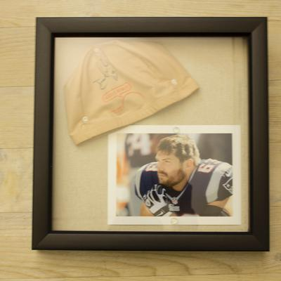 Dan Connolly Signed Cap & Picture Package