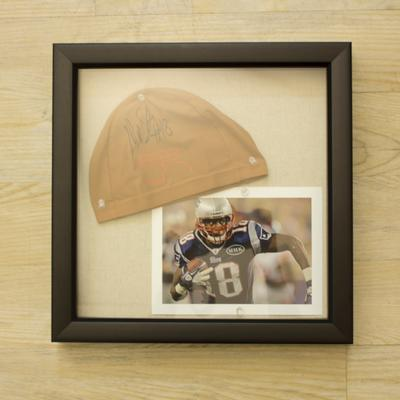 Matt Slater Signed Cap & Picture Package