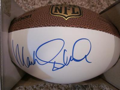 Mark Schlereth mini football