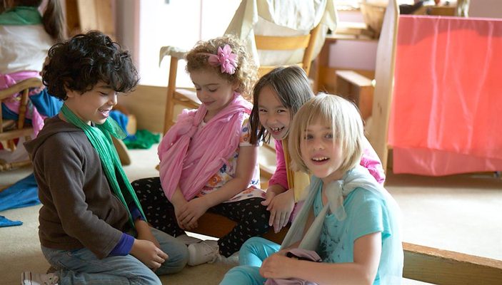 Parent & Infant/Toddler Class at Waldorf School of Lexington