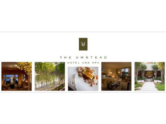 A Night at the Umstead