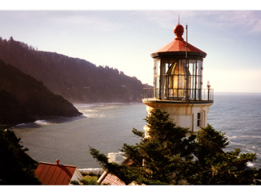 Heceta Lighthouse Bed and Breakfast, Oregon