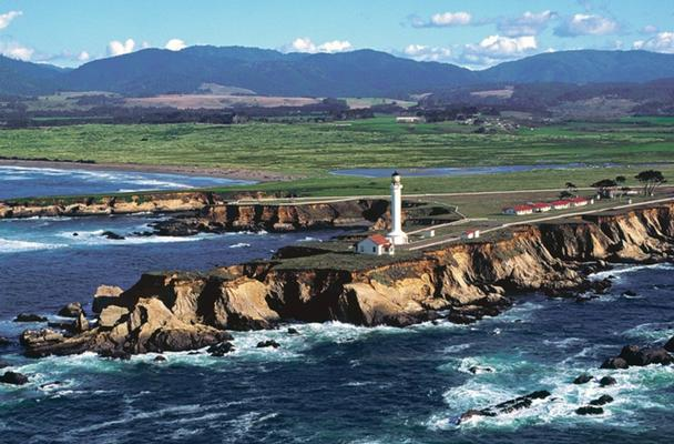 Point Arena Lighthouse, California