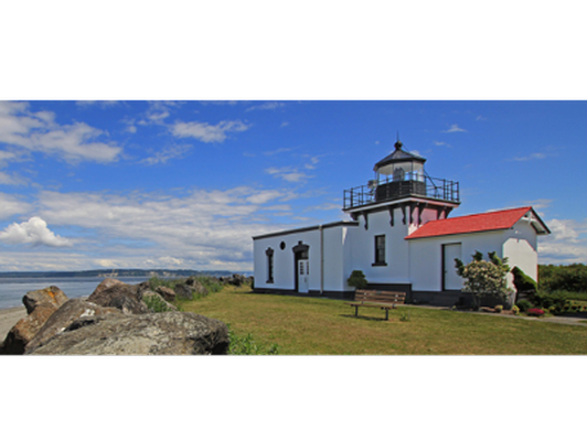 Point No Point Lighthouse, Washington