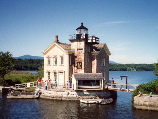 Saugerties Lighthouse Bed and Breakfast, New York