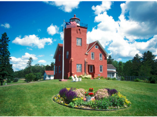 Two Harbors Lighthouse Bed and Breakfast, Minnesota