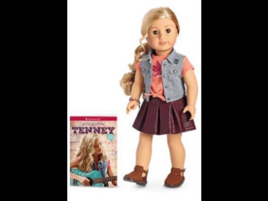 A Girls Dream Doll - Tenney