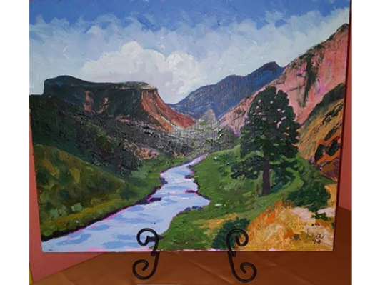 Pilar's Rio Grande