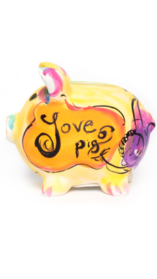 "Andrea Davis Pinkney & Brian Pinkney, ""Love Swine"""