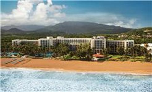 Four (4) days - Three (3) nights for two (2) people at the  Wyndham Grand Rio Mar Beach Resort & Spa: Puerto Rico