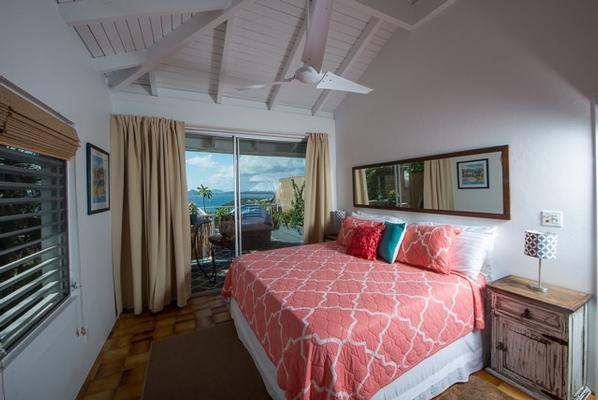 4 days - 3 nights at Island Abodes Honeymoon Suite- St John