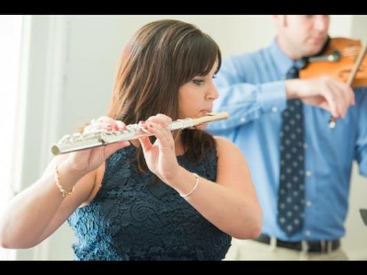 Flute Lesson with Allison Lacasse