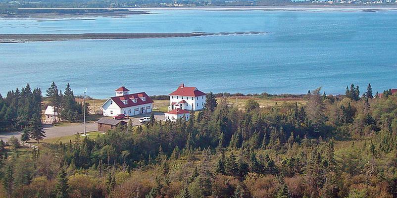 Quoddy Head Life Saving Station, Maine