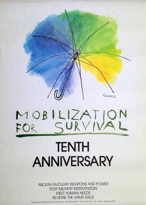 Mobilization for Survival Tenth Anniversary