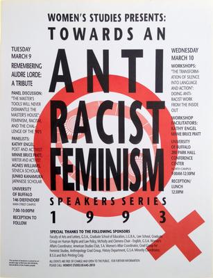 Towards an Anti Racist Feminism