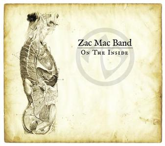 Zac Mac Band CD: On The Inside