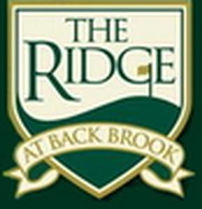 Image result for ridge at back brook golf logo