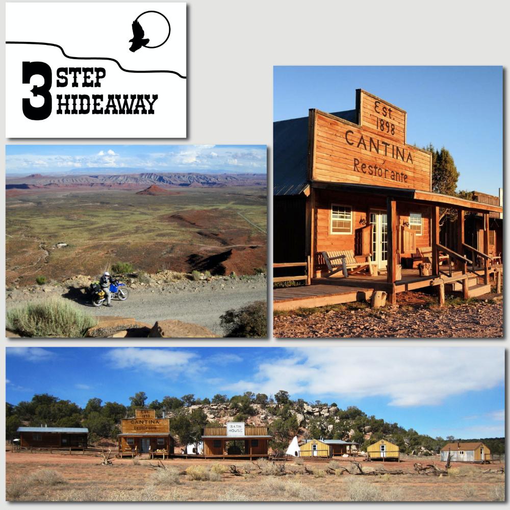 Utah Getaway for 4 at 3 Step Hideaway in Lisbon Valley