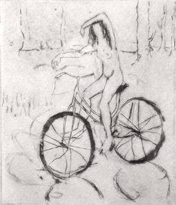 Somnambulist (4th State) - Ursula Minervini, 2005
