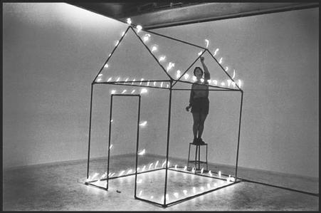 House on Fire - Sylvia de Swaan, 1987