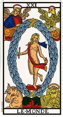 Tarot Card Reading- Sarah Schulman, 2016