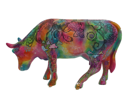 Mini Moo: Now That's a Cow Doodle