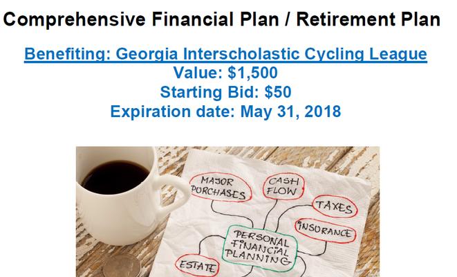 BiddingOwl - The Georgia Interscholastic Cycling League Auction