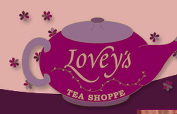 Queen's Tea for 2 at Lovey's Tea Room