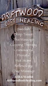 One Hour Massage at Driftwood Body Healing #2