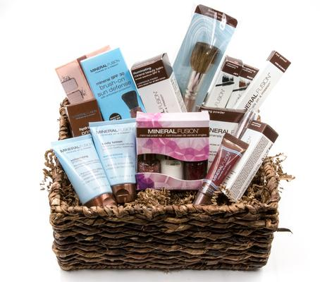 Mineral Fusion Gift Basket