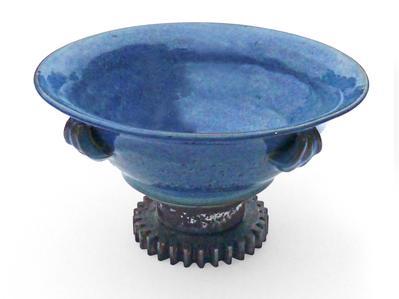 Blue Gear Bowl