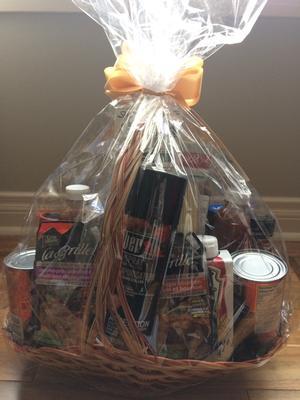 Sobey's BBQ Gift Basket