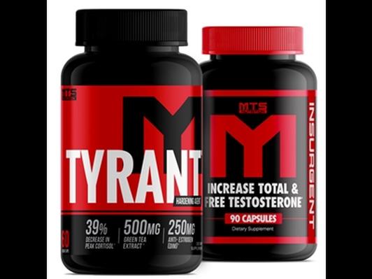 MTS Insurgent + Tyrant Stack