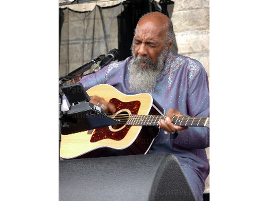 Richie Havens, Original, Signed and Numbered