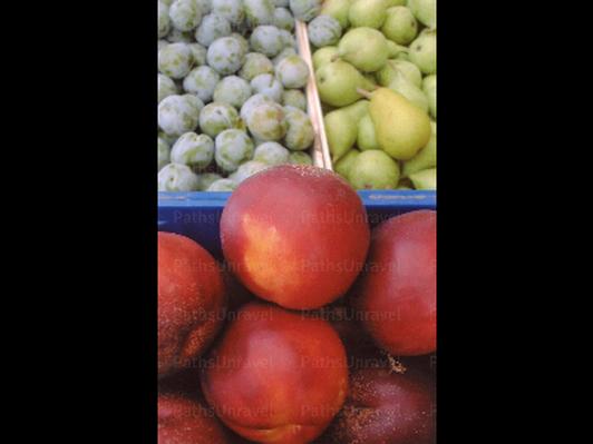 Fruit, Signed Original
