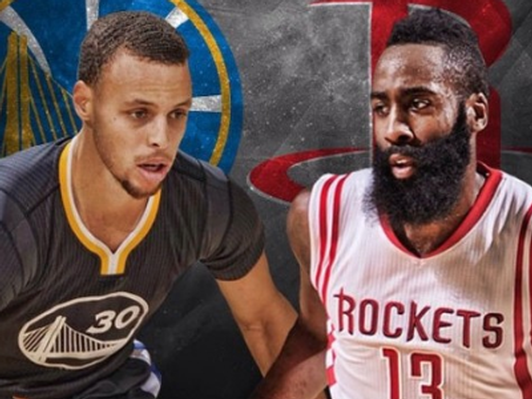 Golden State Warriors @ Houston Rockets