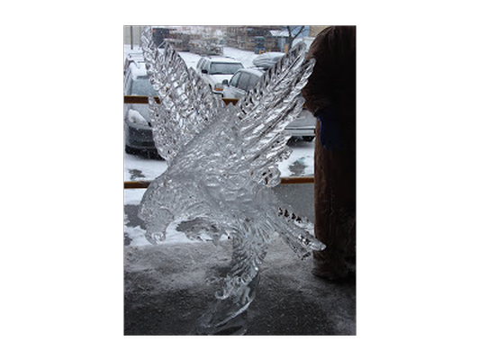Ice Sculpture-Custom made for your special event