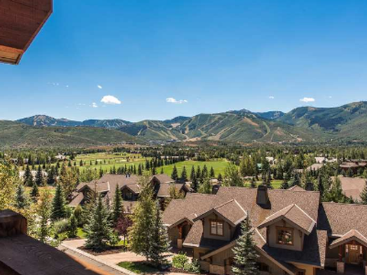 Park City, Utah - Luxury Townhome