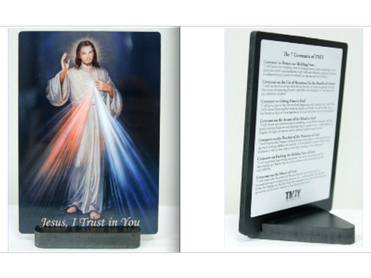 Divine Mercy with 7 Covenants