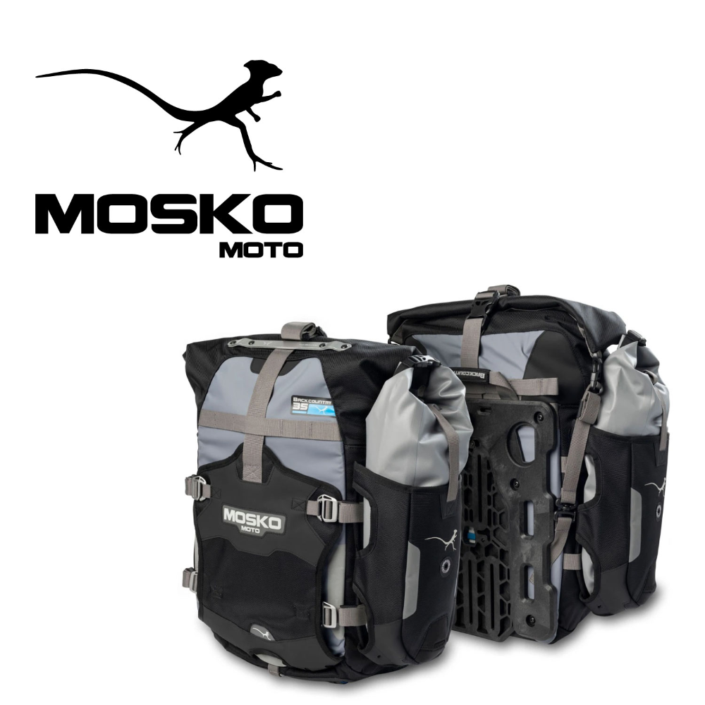 "Mosko Moto ""ADV Ready"" Riding Kit"