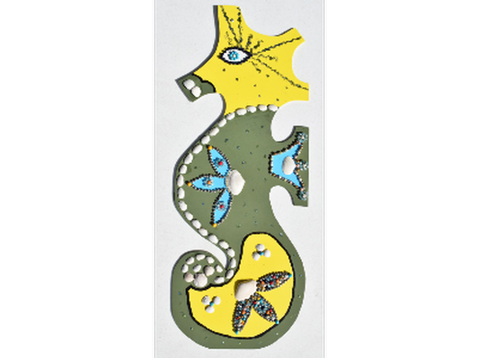 Aaron the Seahorse