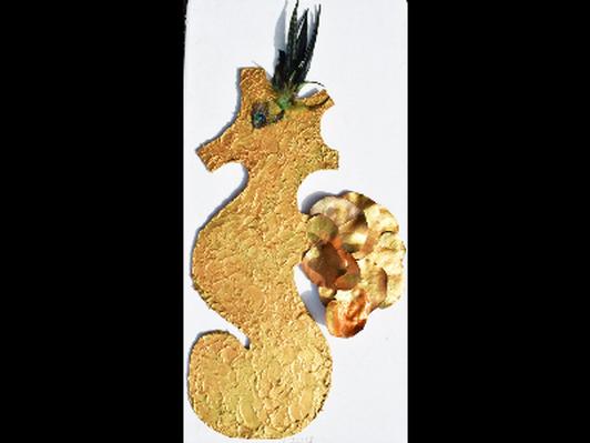 AMI:  Magical Seahorse of the Island